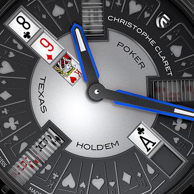 Christophe Claret Poker