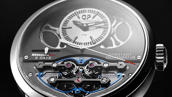 Girard-Perregaux: Precision Motors