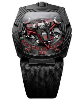 UR-210 Black Platinum
